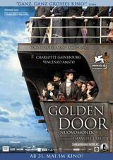 Golden Door - Poster