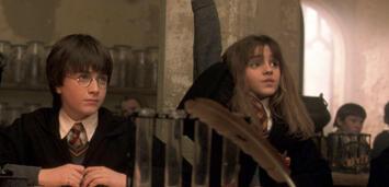 Bild zu:  Harry Potter und der Stein der Weisen