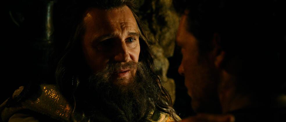 Zorn der Titanen mit Liam Neeson