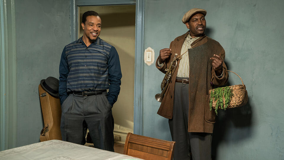 Fences mit Mykelti Williamson und Russell Hornsby