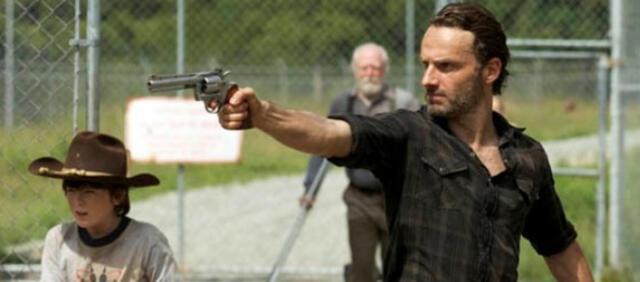 Keine Gefangenen mehr: Rick räumt auf