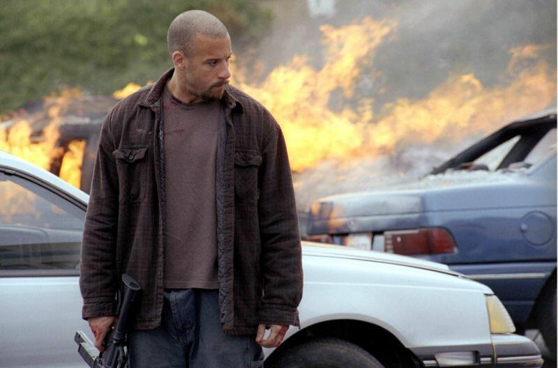 Extreme Rage mit Vin Diesel