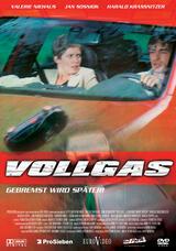 Vollgas - Gebremst wird später - Poster