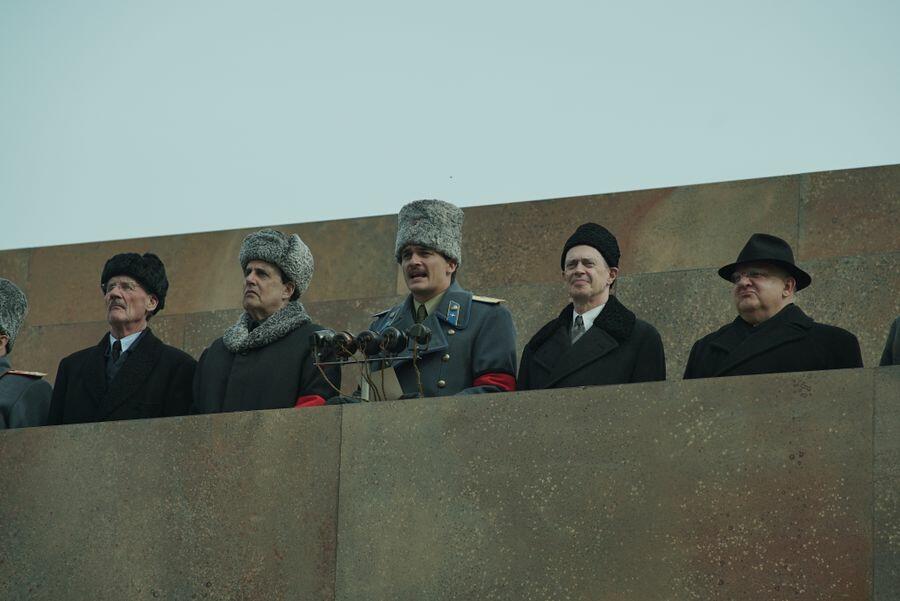 The Death Of Stalin Besetzung