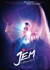 Jem and the Holograms - Poster