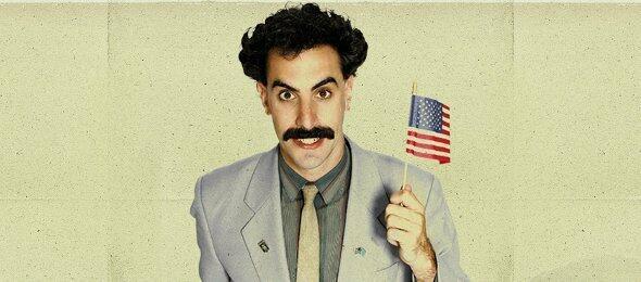 Nicht jeder fand Borat lustig