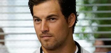 Ein skeptischer Andrew in Grey's Anatomy