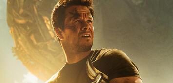 Bild zu:  Mark Wahlberg in Transformers 4