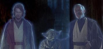 Bild zu:  Hayden Christensen in Episode VI