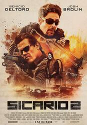 Sicario 2 Poster