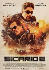 Sicario 2 - Poster