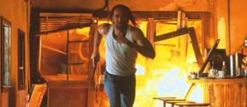 Nicholas Cage in Con Air