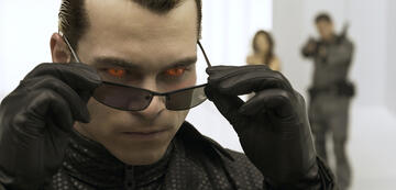 Albert Wesker in Resident Evil: Afterlife