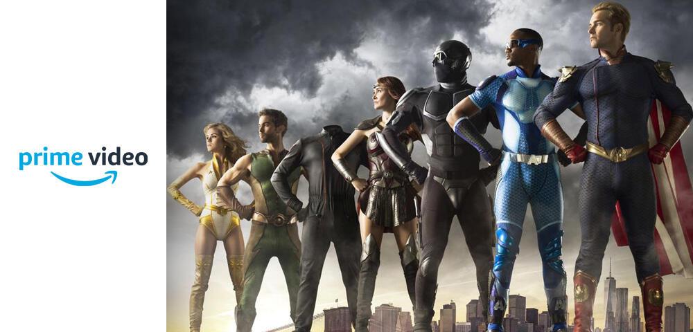 The Boys bei Amazon: 13 Serien, die euch das Warten auf Staffel 2 erleichtern
