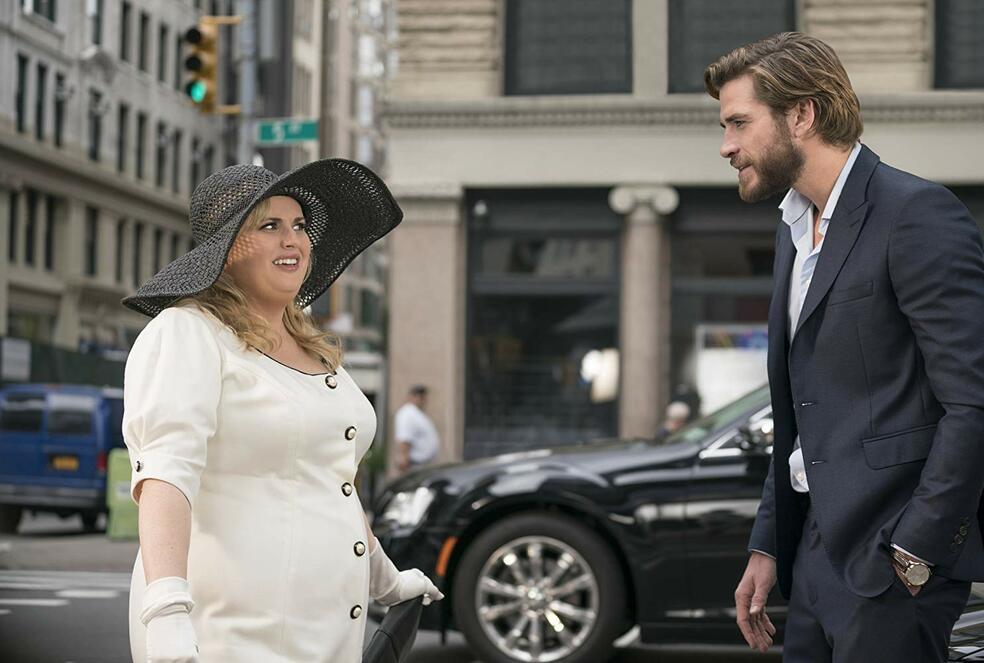 Isn't It Romantic mit Liam Hemsworth und Rebel Wilson