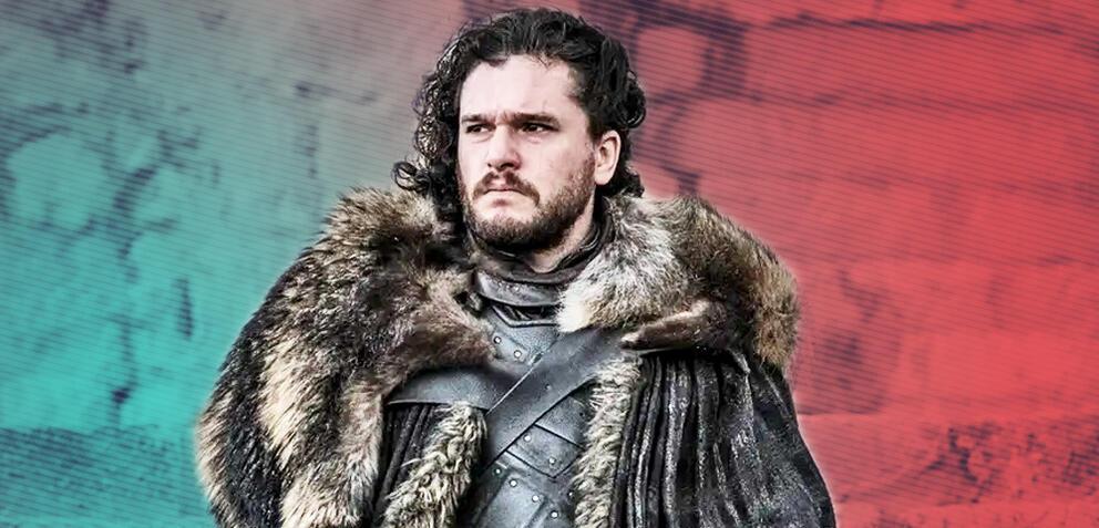 Game of Thrones: Kit Harington als Jon Schnee