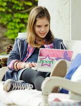 online - meine Tochter in Gefahr - Poster