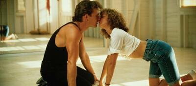 Patrick Swayze und Jennifer Grey in Dirty Dancing