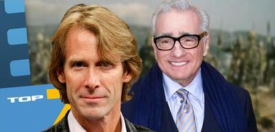 Bay und Scorsese können mehr als Filme.