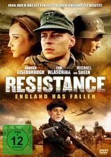 Resistance - England has fallen - Poster