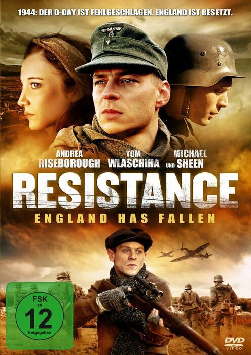 Resistance - England has fallen