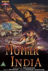 Mother India - Poster