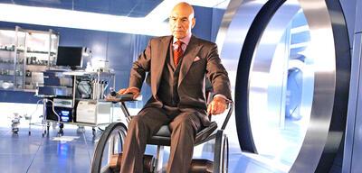 Patrick Stewart als Professor X in X-Men