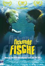 Fickende Fische Poster