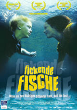 Fickende Fische - Poster