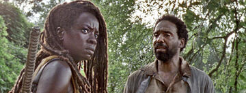 The Walking Dead: Michonne und Virgil