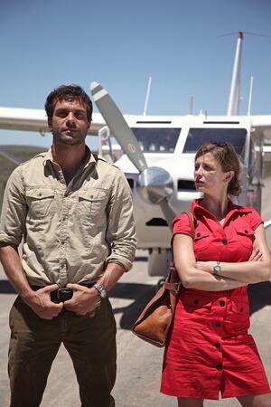 Johanna und der Buschpilot - Der Weg nach Afrika