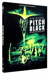Pitch Black: Mediabook-Cover B