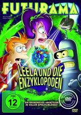 Futurama - Leela und die Enzyklopoden - Poster