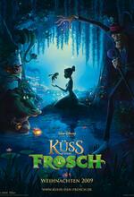 Küss den Frosch Poster