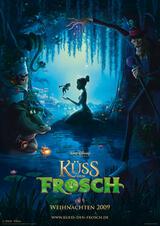 Küss den Frosch - Poster