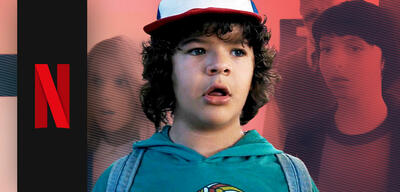 Stranger Things-Star Gaten Matarazzo