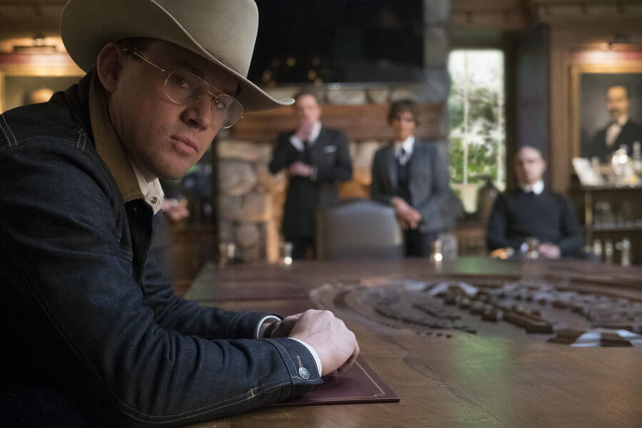 Kingsman 2 - The Golden Circle mit Channing Tatum