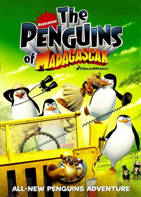 Die Pinguine Aus Madagascar Stream