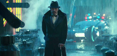 Edward James Olmos in Blade Runner