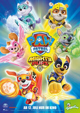 Paw Patrol: Mighty Pups - Poster