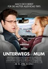Unterwegs mit Mum - Poster