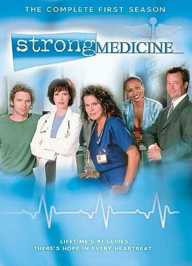 Strong Medicine: Zwei Ärztinnen wie Feuer und Eis