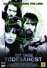 127 Tage Todesangst - Poster
