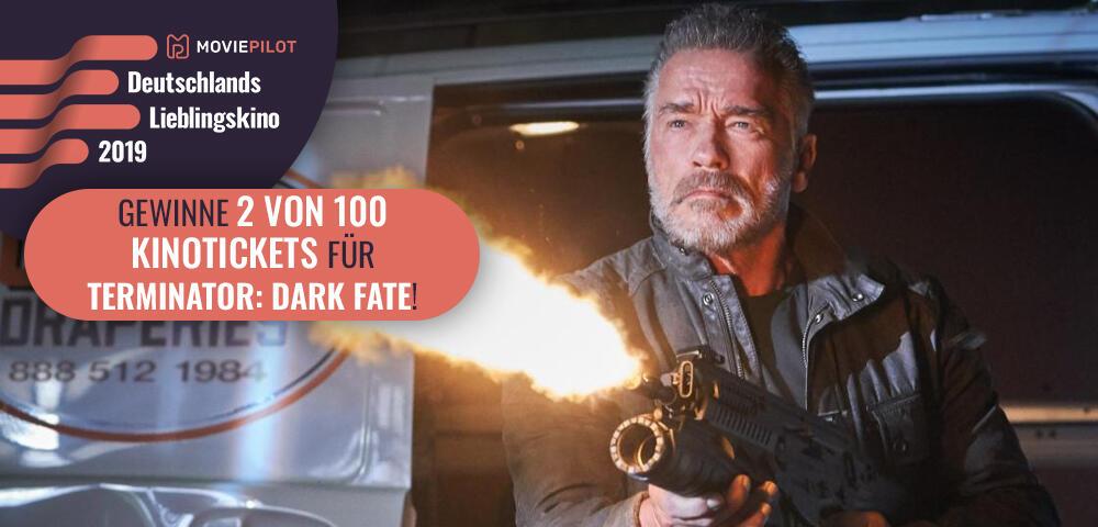 Terminator: Dark Fate - Wir verlosen 100 Freikarten zum Actionkracher