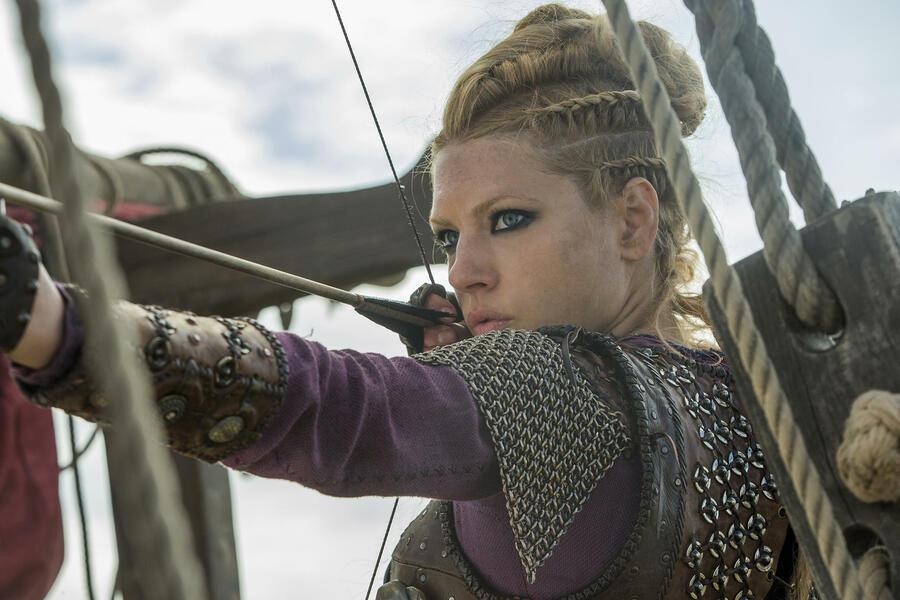 Vikings Hauptfigur Bestatigt Tod In Der 5 Staffel