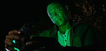 Bekommt John hier seinen Green Lantern-Ring?