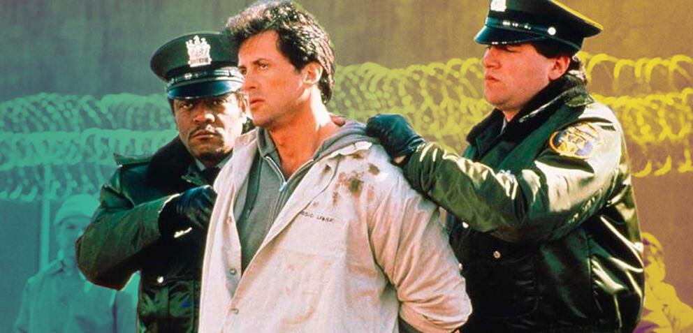 Sylvester Stallone in Lock Up - Überleben ist alles