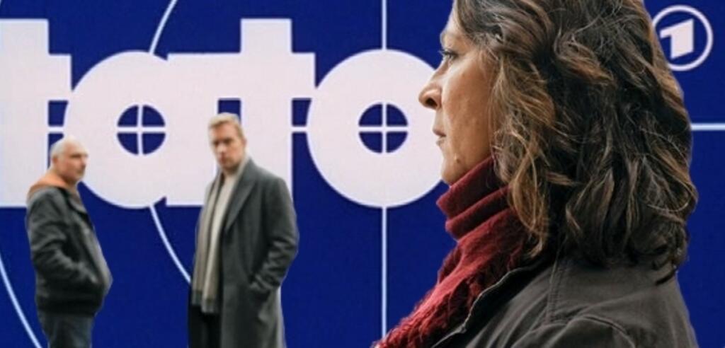Klara Blum im Abseits in Tatort - Nachtkrapp