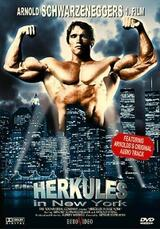 Herkules in New York - Poster