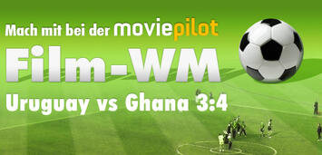 Bild zu:  Fußball-WM Uruguay vs. Ghana